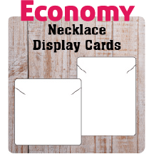Economy Necklace Cards